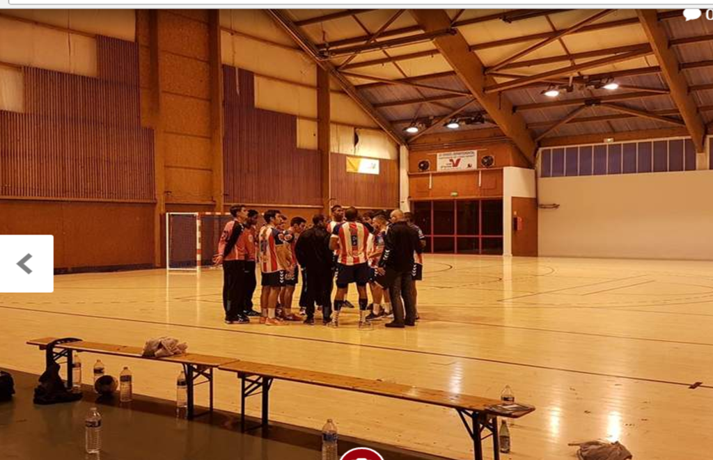 SAINT MANDE VS ELITE VAL D OISE