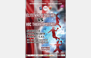 Match N3F Elite vs Thierrypontain