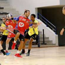 ANGERS HANDBALL CLUB VS ELITE HANDBALL VAL D OISE