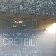 CRETEIL VS ELITE VAL D OISE EN PHOTO